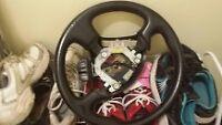 Honda S2000 steering wheel with no air bag