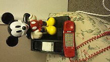 Mickey Mouse Touch Button Phone London Ontario image 2