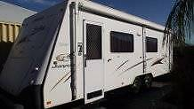 Jayco Sterling 23 ft with En-suite = $35,000 ONO Butler Wanneroo Area Preview