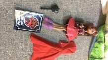 Monster High dolls - Little Dead Ridingwolf with accessories