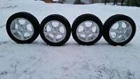 Tires and rims for sale by owner