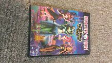 Monster High DVD - 13 Wishes. Excellent condition