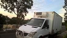 2007 Mercedes-Benz, VAN, SPRINTER, PANTECH ,TRUCK,REFRIGERATED Melbourne CBD Melbourne City Preview