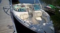 2005 Monterey 214FS-21 ft boat - great condition - low hours