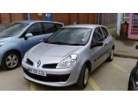 2007 Renault Clio 1.2 with air cond