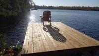 Lake Front Cottage Getaway