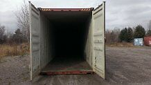 8X20' AND 8X40' STORAGE CONTAINERS