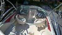 2005 Monterey 214FS - 21ft boat - great condition - low hours