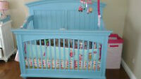 Baby crib & accessories / Lit bebe & accessoires