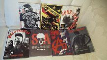 7 saisons Sons of Anarchy DVD complete 7 seasons