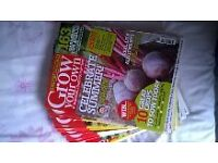 11 Grow Your Own Gardening Magazines