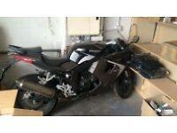 Hyosung 124cc bike for sale excellent condition