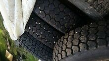 LARGE TRUCK TIRES