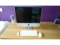 "Apple IMac 20"" Aluminium 2.4Ghz + 6Gb SDRAM"