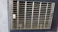 2 Steel dog fences or play pens