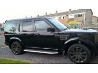 LANDROVER DISCOVERY 3 S WITH BODY KIT A ONE OFF!!!