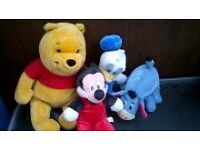 Disney teddies!