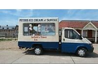 Ice Cream Sellers to sell scooped Ice Cream