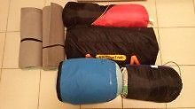 Selection of camping gear Coogee Eastern Suburbs Preview