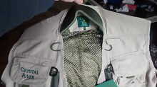 Crystal River Deluxe Fly Vest - XL London Ontario image 3