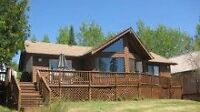 Cottage Cabin Lakefront Waterfront for Rent Lake of the woods