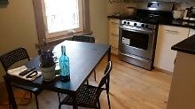 Furnished room in a 4 bedroom apartment near Ottawa U- Stewart