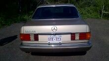 1985 Mercedes-Benz Other Other