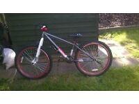 Xrated Mesh Jump Bike (26 inch wheel)