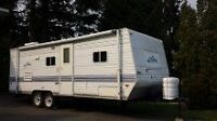 24 ft Travel Trailer for RENT $80 a night