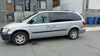 2001 Dodge Grand Caravan Minivan, Van prix negotiable