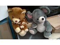 2 Teddys