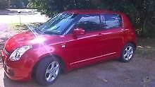2005 Suzuki Swift Hatchback Bentleigh Glen Eira Area Preview