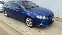 2010 Ford Falcon XR6 Sedan City North Canberra Preview