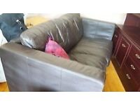 Lovely 2 seater sofa and one matching single