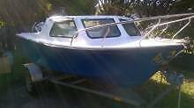 TigerCraft Single Hull Boat For Sale Devonport Devonport Area Preview