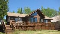 cottage cabin Longbow lakefront rent