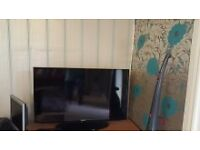 """Samsung 40"""" HD TV. Spares and repairs."""