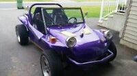 WTB TOW BAR FOR VW DUNE BUGGY