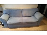 Three Seater Sofa and Chair **AVAILABLE IMMEDIATELY**