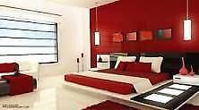 liquidation de peintures rouge / marques reconnus (neuf)