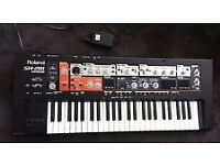 roland sh 201 synth lovely sounds