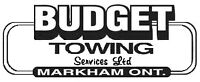 Budget Towing Services Ltd. is HIRING a Communication Calltakers