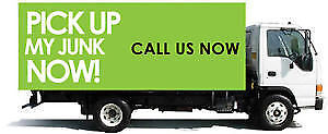 Junk Removal for 12 cubic yard Truck for $399 All In!
