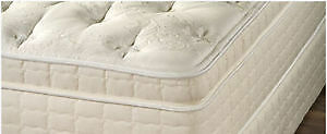 Brand new plush pillowtop mattress and base-unbeatable price!!!