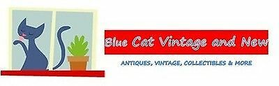 Blue Cat Vintage and New