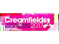 CREAMFIELDS - 3 DAY SILVER CAMPING TICKET