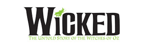 2 Wicked Tickets  Toronto June 23rd.. 1.30 pm show