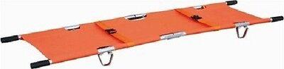 Medical Foldaway Stretcher Emergency Aluminum Belt Ambulance Fda Approved