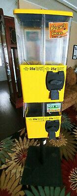 U -turn Vending Machine Bulk Candy Gumballs 8 Head U Turn Used With Keys