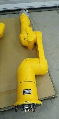 Staubli Tx60-l Machine F095cg5a1a01 6 Axis Robotic Arm 2 Kg Nominal Load